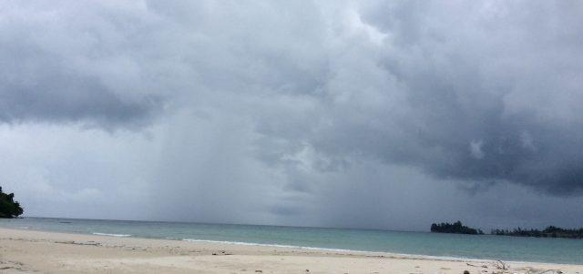 11月のマレーシアの様子 ー雨季ー