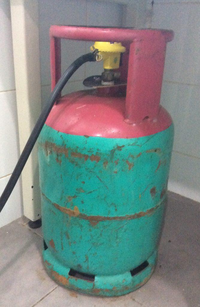 ガスタンク